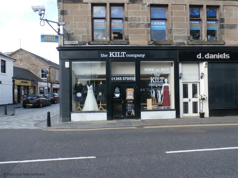 Our East Kilbride Store
