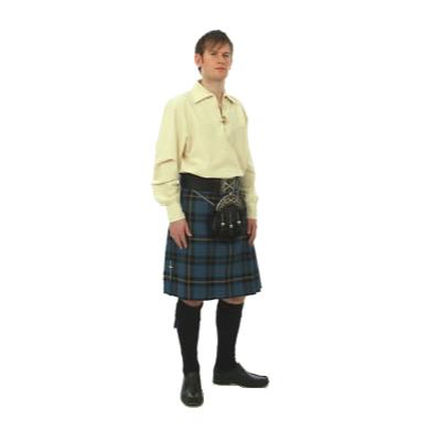 2 Tog Highlander Shirt