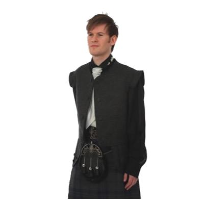 Chieftain Tweed Waistcoat