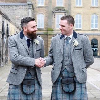 Kilt Company Trinity Tweed Jacket & Waistcoat