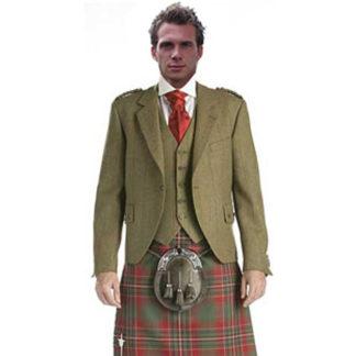 Kirkton Tweed Crail Jacket & Waistcoat