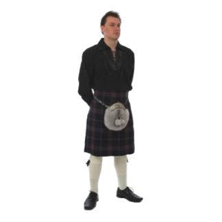 Leather Face Highlander
