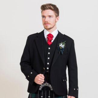Modern Argyll Jacket & Waistcoat