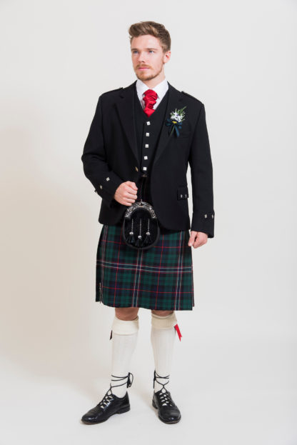Modern Argyll Outfit