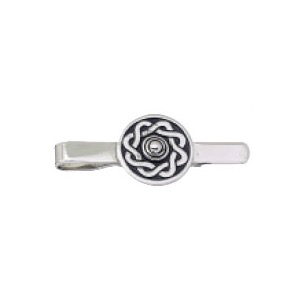 Pewter Celtic Tie Slide