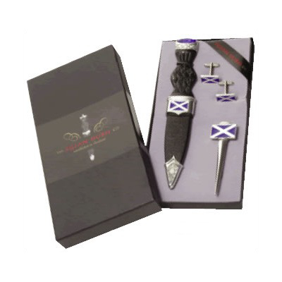 Saltire 3 Piece Gift Set