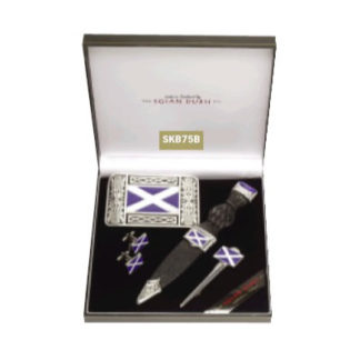 Saltire 4 Piece Gift Set
