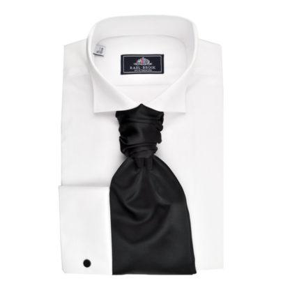 Swept Wing Victoria Collar Shirt