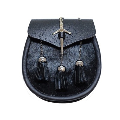 Sword Semi Dress Sporran