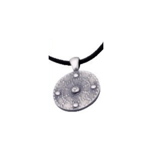 Thong Pendant - Shield
