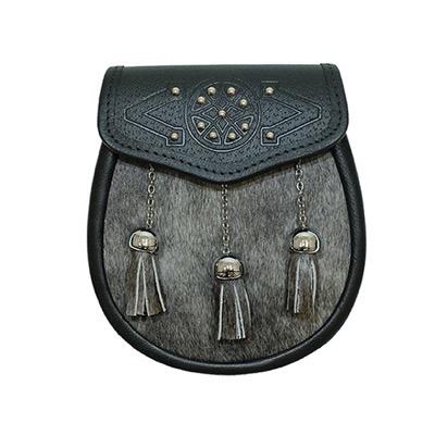 Traditional Celtic Semi Dress Sporran