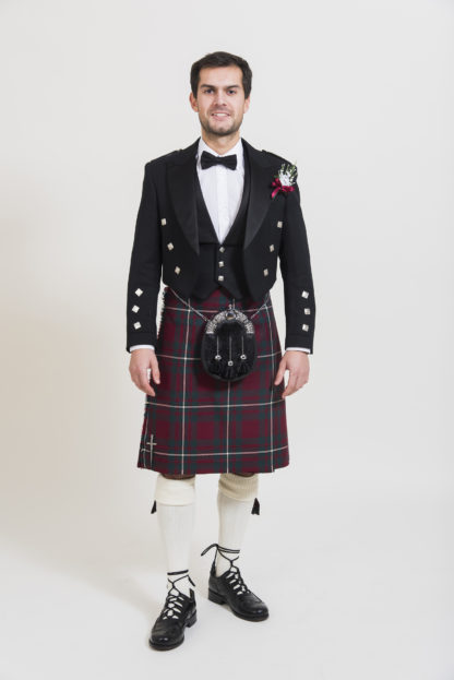 Traditional Prince Charlie Outfit