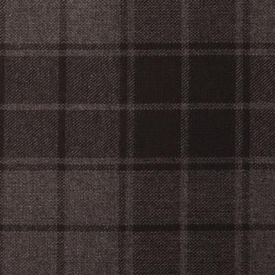 Grey Highlander Tartan