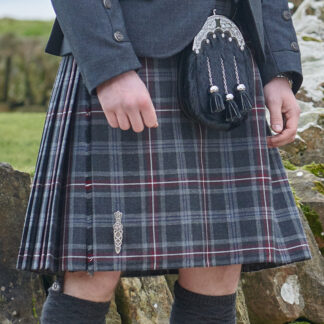 Hebridean Heather Kilt