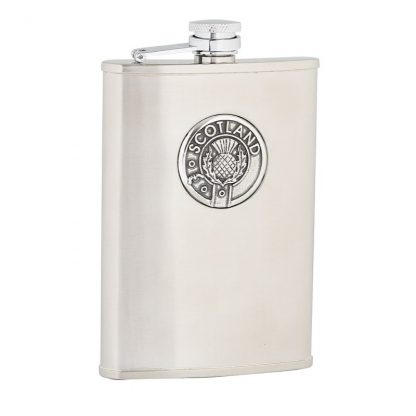 Scotland Stainless Steel Flask