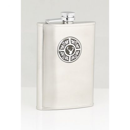 Thistle & Stag Stainless Steel Flask
