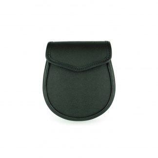 All Leather Plain Daywear Sporran - L6A