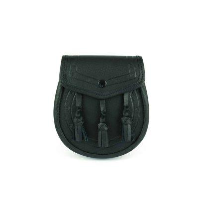 Horseshoe Daywear Sporran - L9